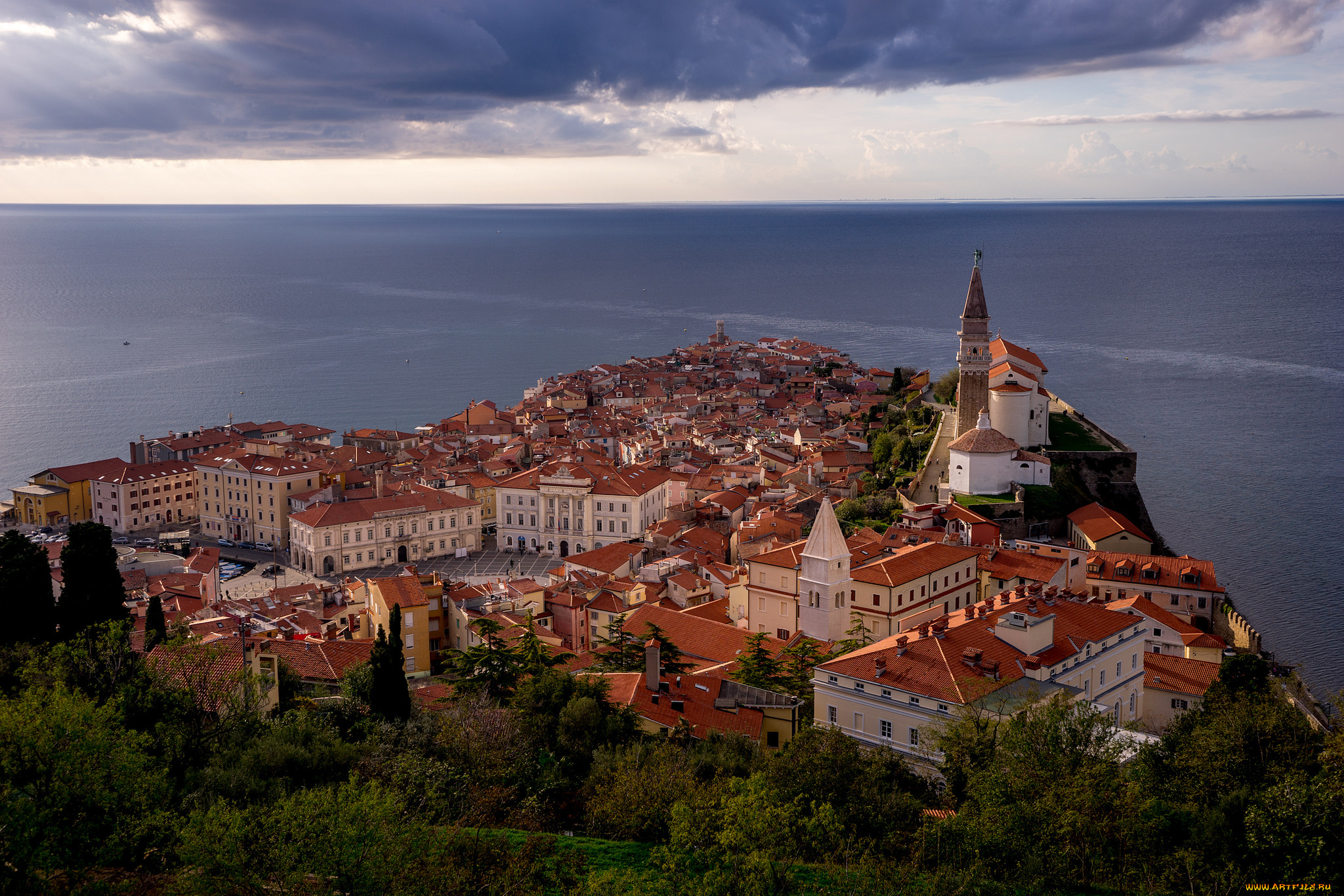 Пиран – словенская Венеция в миниатюре