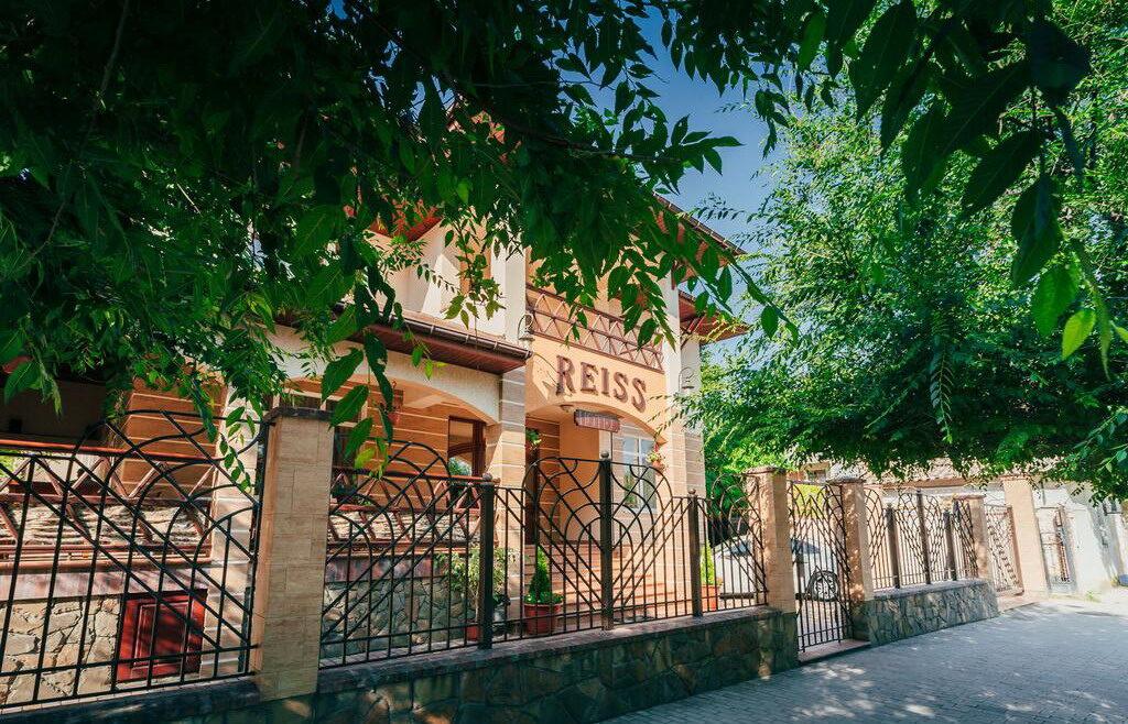 Гостиница Reiss