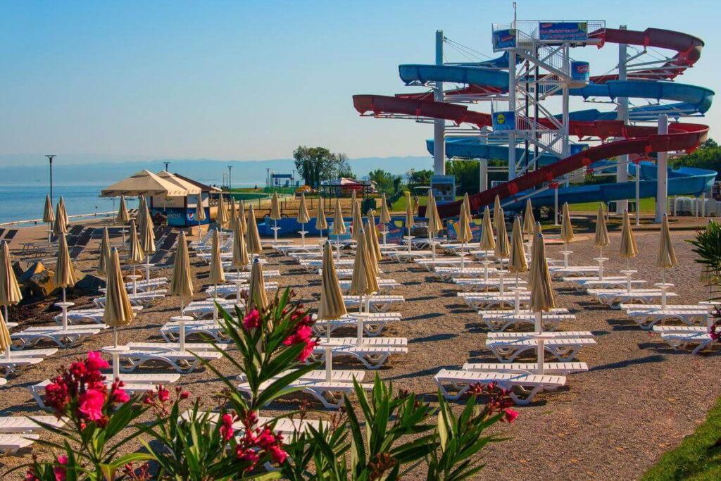 Пляж Сан Симон