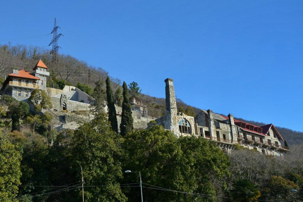 Замок принца Ольденбурского