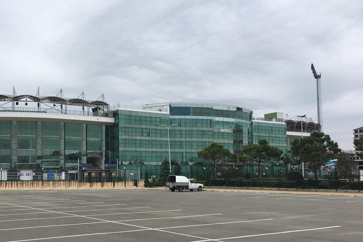 комплекс Анжи Арена