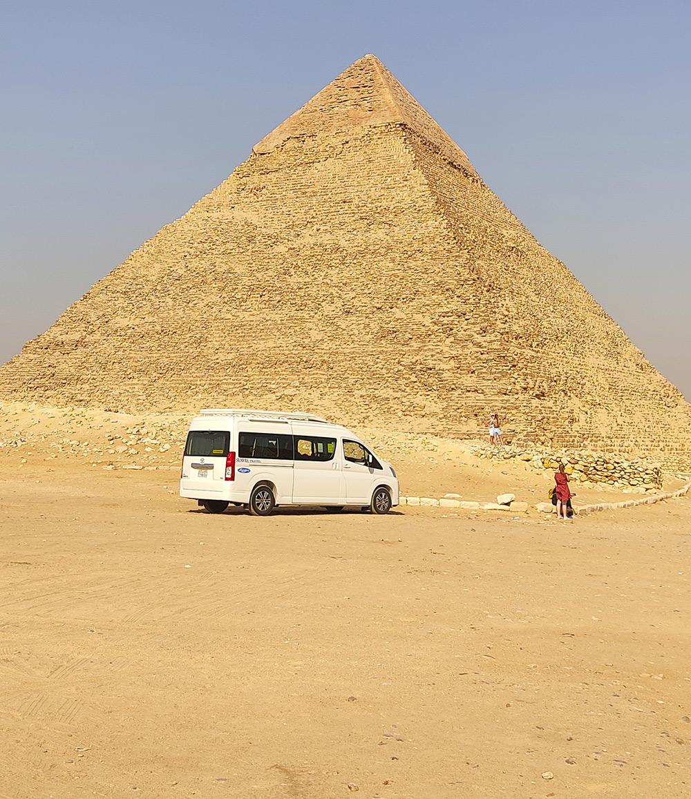 Пирамида в Каире