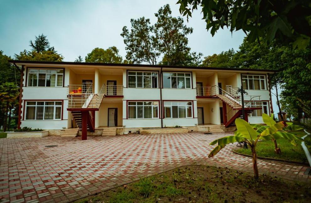 гостевой дом Агудзера