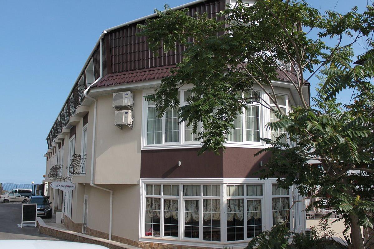 Бутик-отель Мускатель
