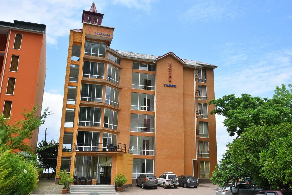 гостиница Лазури