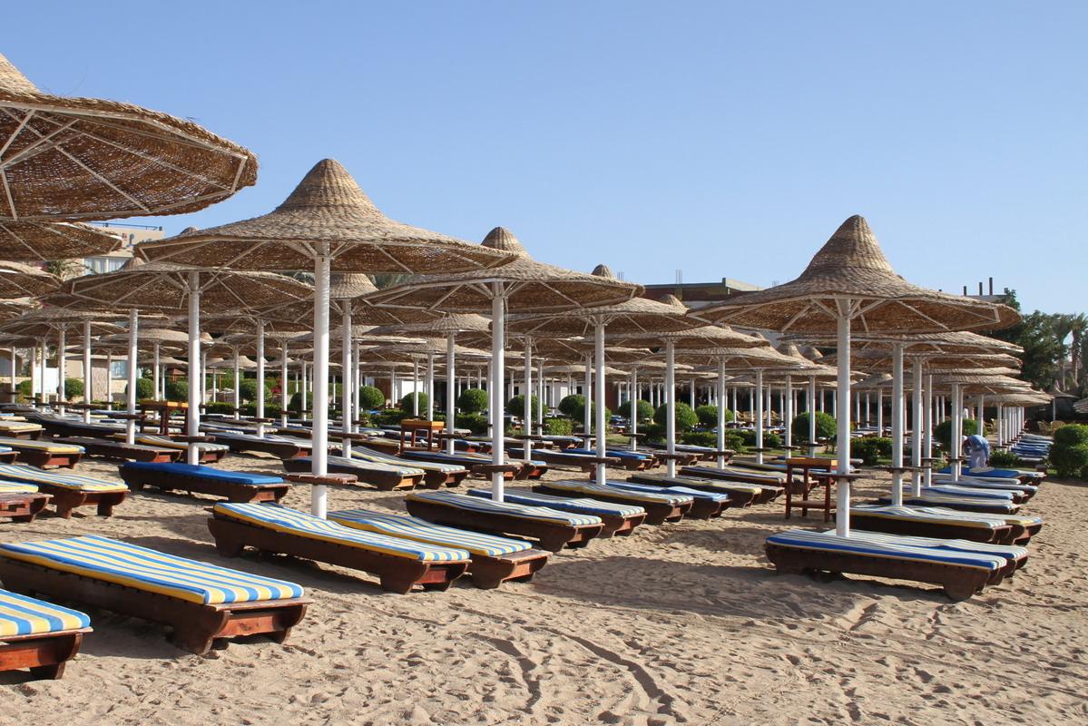 Пляж Макади бэй