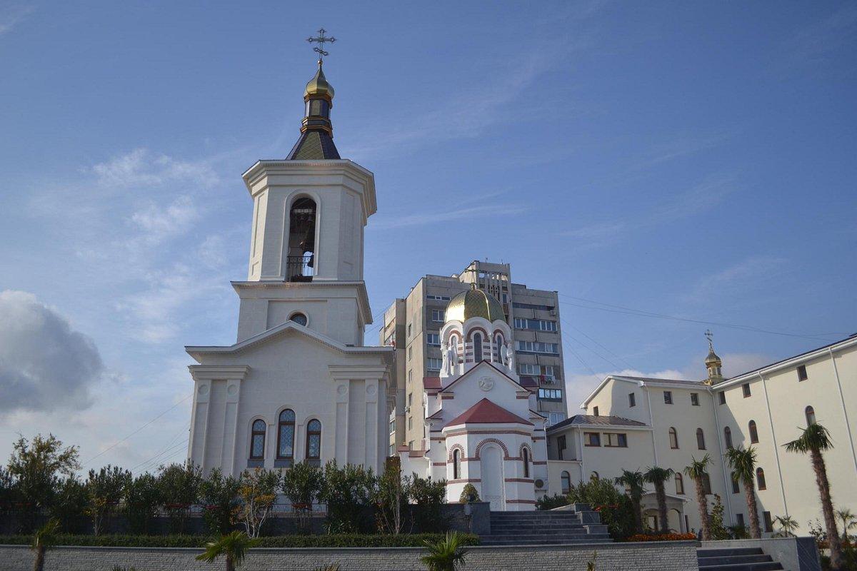 Подворье монастыря святых мучеников Косьмы и Дамиана
