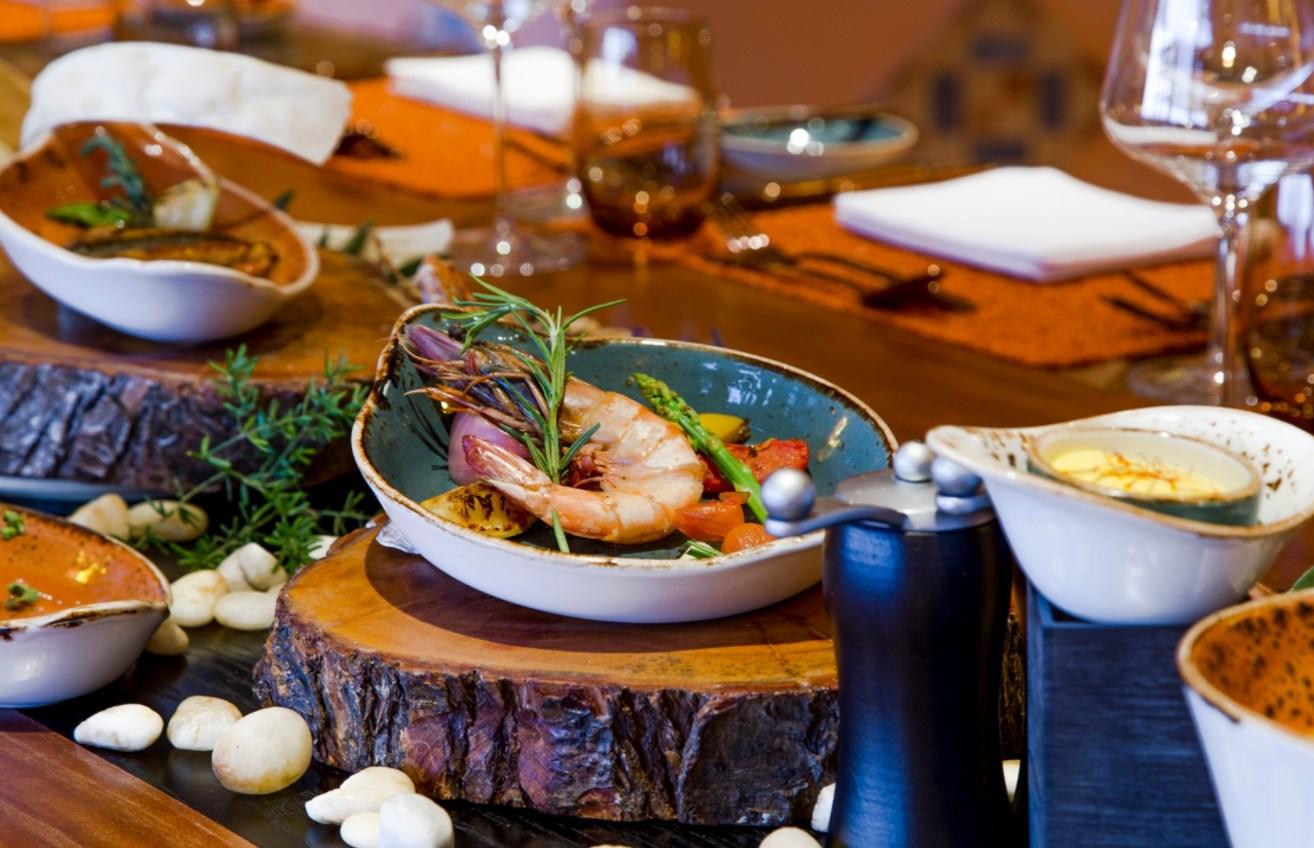 La Pergola Restaurant Сафага