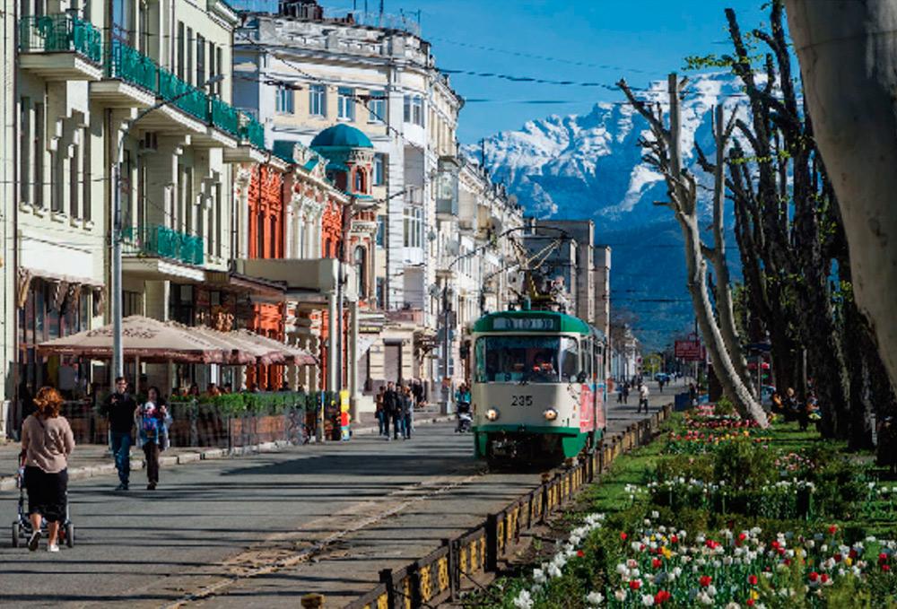 Город Вдадикавказ