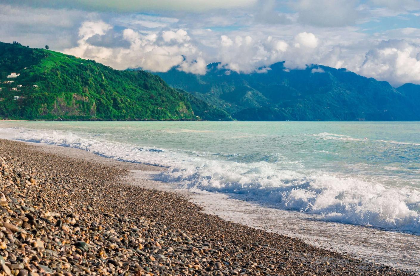Грузия топ-15 пляжей