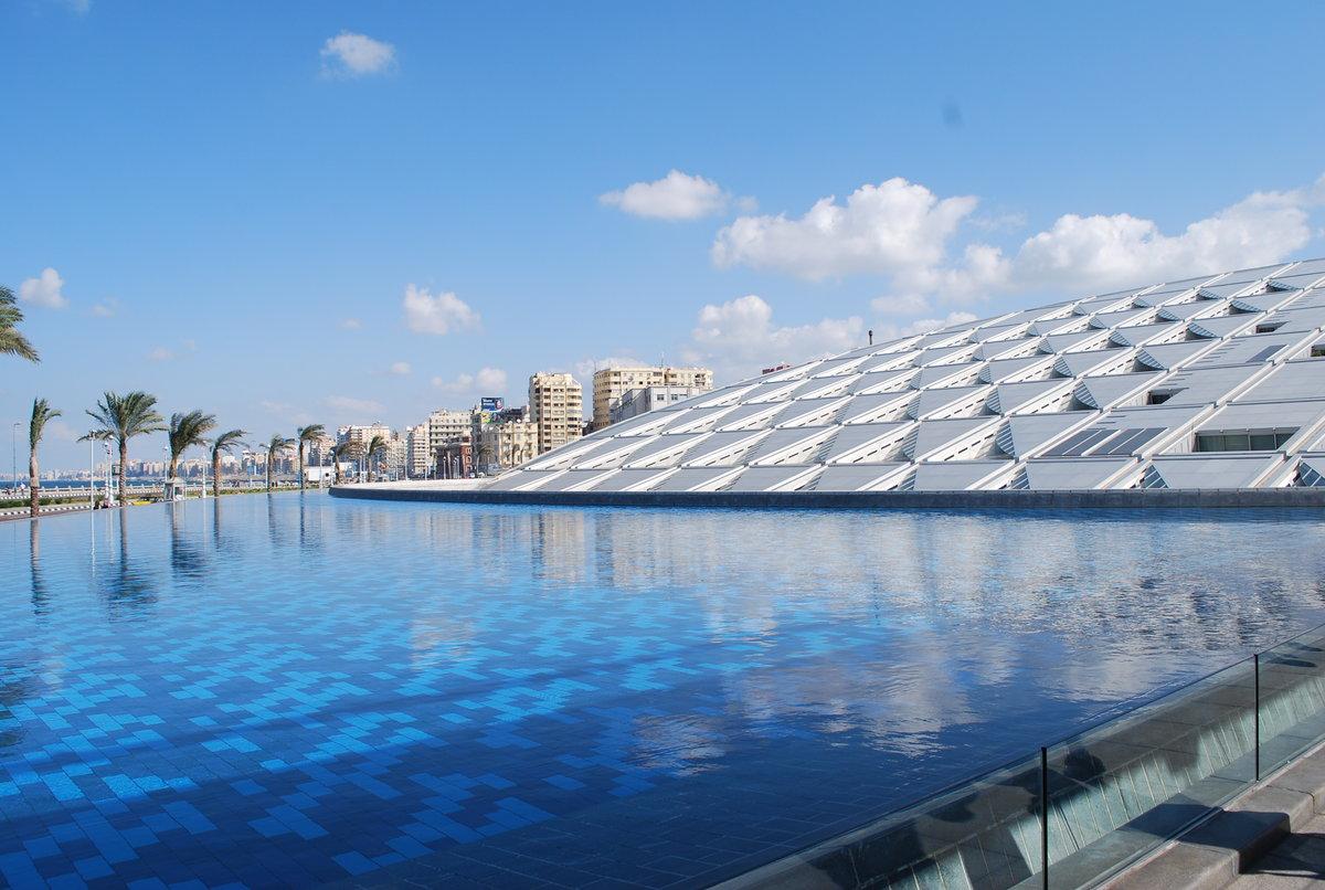 Курорт Александрия — тысячелетняя столица Египта на краю Нила