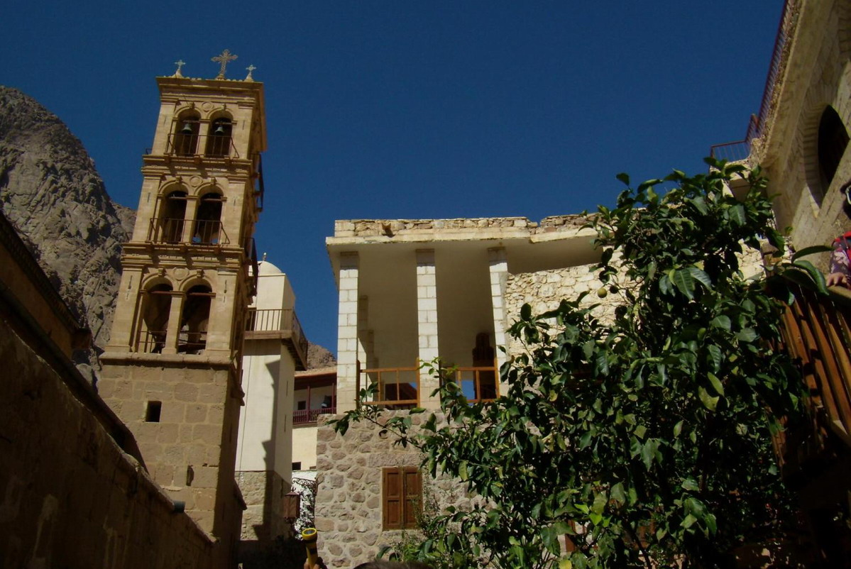 Монастырь Святой Елены