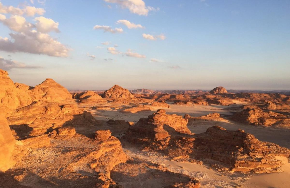 Дахаб пустыня
