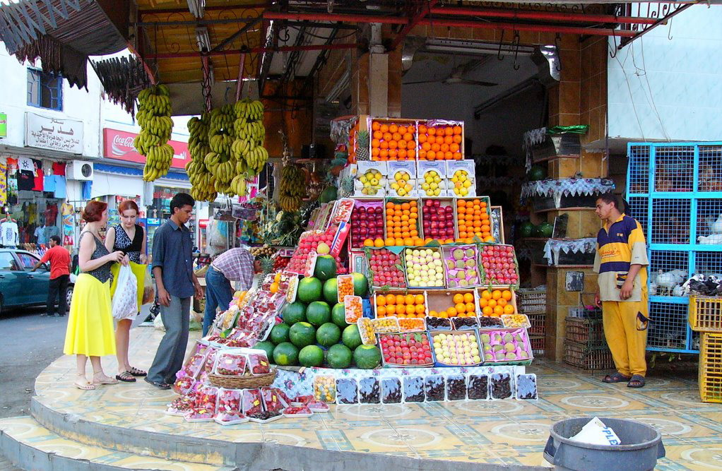 Ливийский рынок