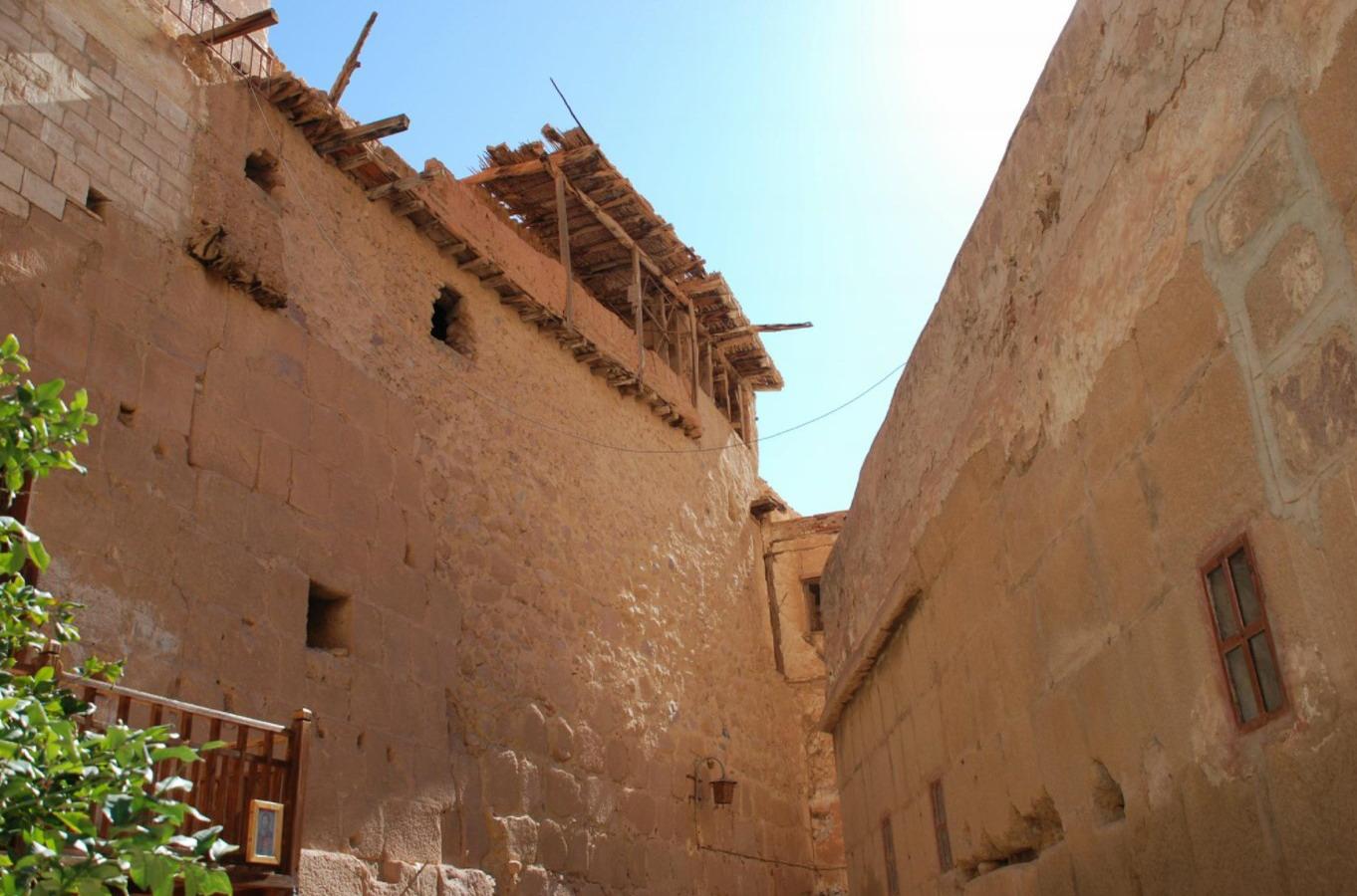Монастырь святой Екатерины Синай