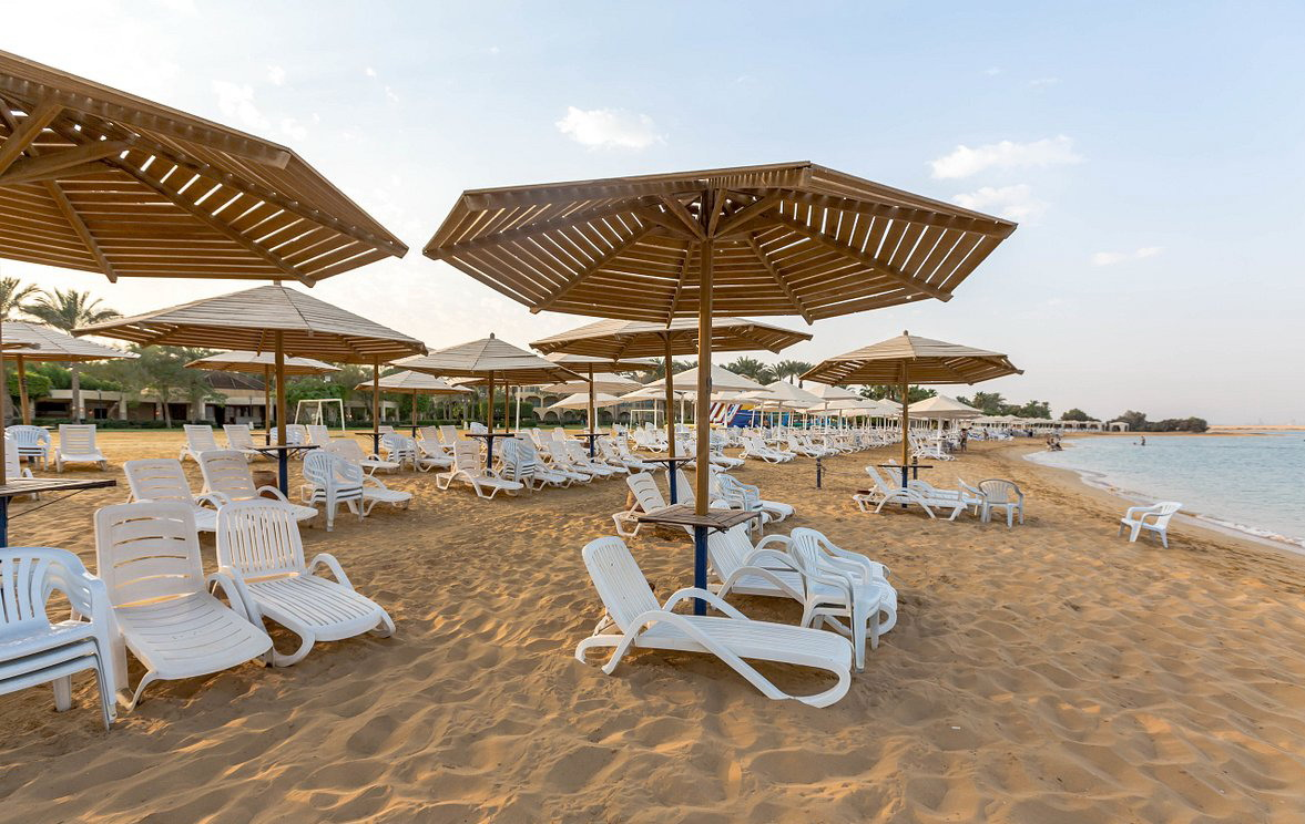 пляжи в Айн-Сохне